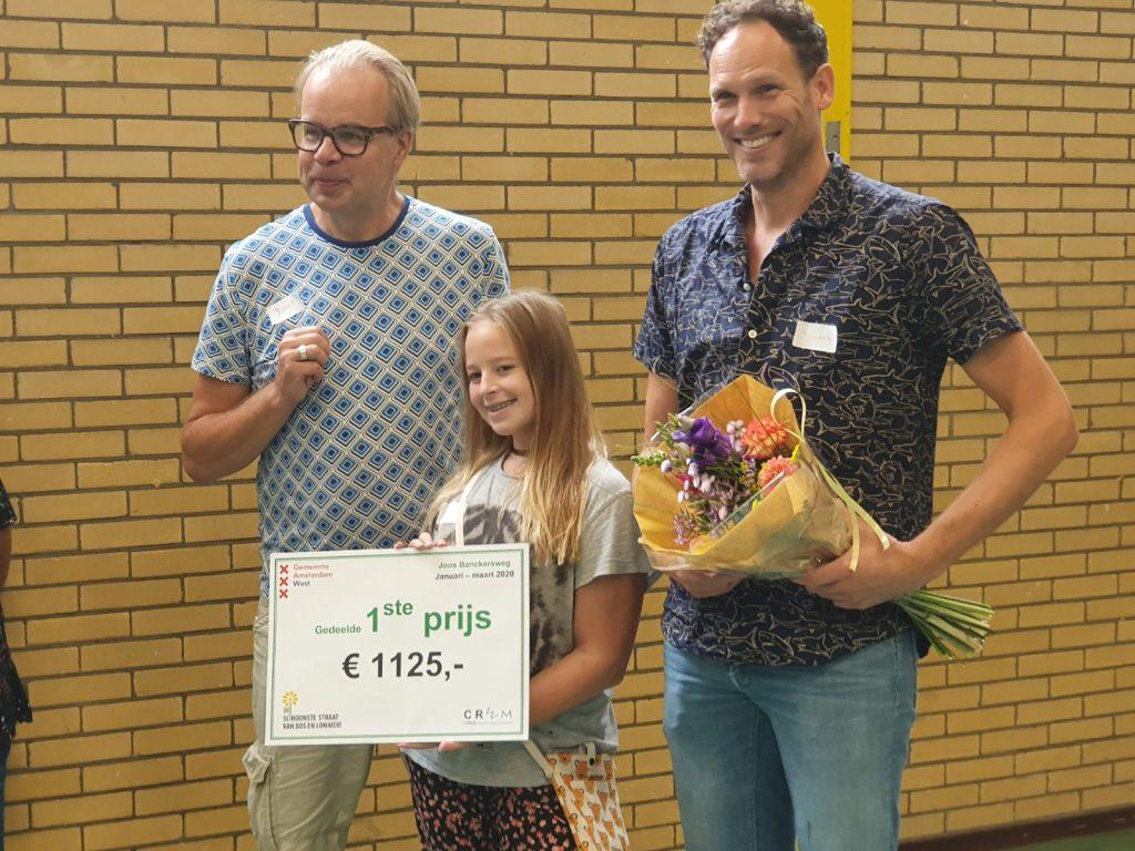 Joos Blankersweg 1e prijs 1e ronde maart 2020
